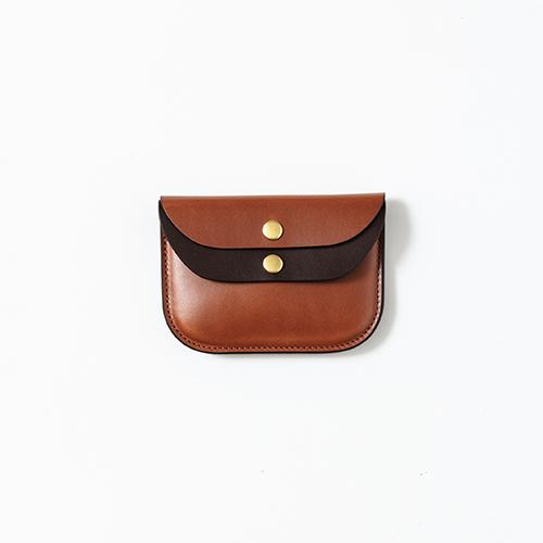 saddle pull up -card case-